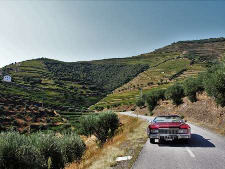 Douro Valley Historical Tour With Classic Car, Cruise, Train Ride & Wine Tastings
