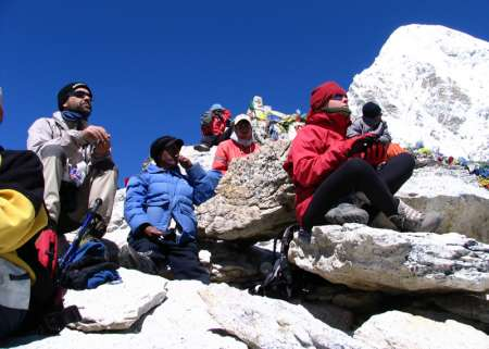 Excursion De 17 Jours: Trekking Au Camp De Base De L'Everest