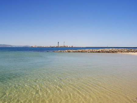 From Faro: 3-Hour Boat Tour To Deserta Island And Farol Island