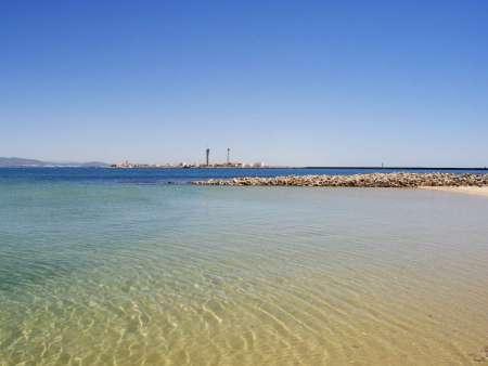 De Faro: Excursion En Bateau De 3 Heures Vers L'Île Deserta Et L'Île Farol