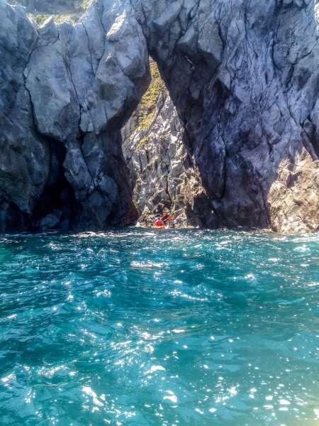 São Miguel Dos Açores: Excursão De Kayak De 3 Horas Na Caloura