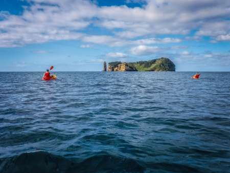 São Miguel Of Azores: 3-Hour Kayaking Tour In Vila Franca Do Campo