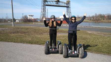 Ontario: 1-Hour Segway Tour Along The Welland Canal