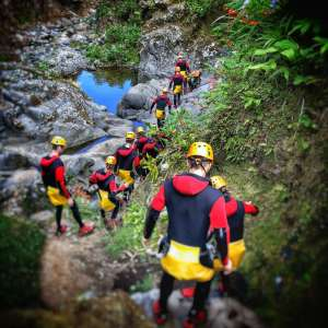 São Miguel Of Azores: Half-Day Canyoning Experience In Ribeira Dos Caldeirões With Transfer