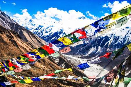 8-Day Trip: Lang Tang Trek