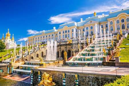 St. Petersburg Suburbs – Visit Peterhof Park, Metro And Paul's Palace In A Small Group