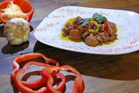 Portimão: Algarve Food Tour With Pick-Up Option In A Vintage Kombi Van