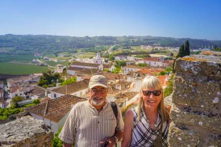 Óbidos, Nazaré, Alcobaça, Batalha And Fátima Private Tour From Lisbon