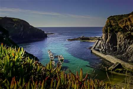 Vila Nova De Milfontes: 7-Day All-Inclusive Hiking Trip In The Vicentine Coast