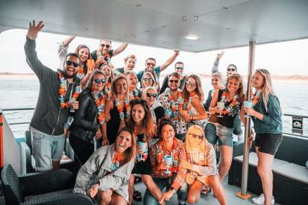 Private Boat Party In Peniche: Bachelor Party, Birthdays And Celebrations