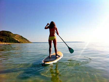 Lisbon Region: 3-Hour SUP Class At Ericeira Beach