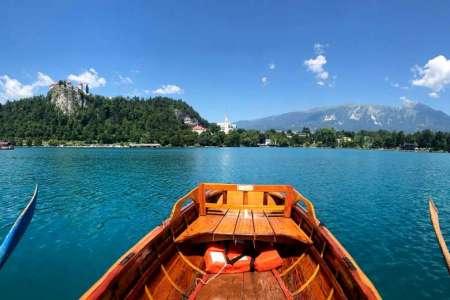 Grand Tour De Slovénie (Grotte De Postojna, Lac De Bled Et Ljubljana)