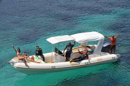 Formentera: Half-Day Boat Excursion Around The Island