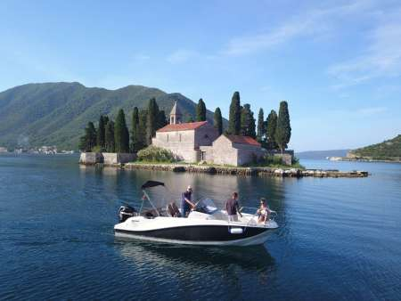 Kotor: 4-Hour Boat Tour With Blue Cave Swimming And Beach Brake