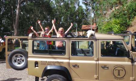 Private Half-Day Jeep Tour In Madeira Island