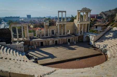 Excursion Privée D'une Journée À Plovdiv Et Au Monastère De Bachkovo Au Départ De Sofia