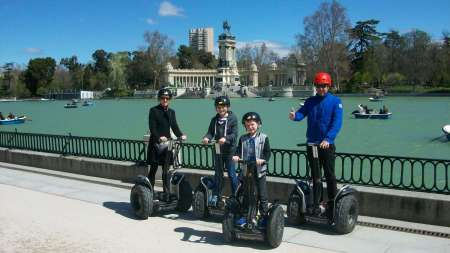 Madrid 1-Hour Private Segway Tour