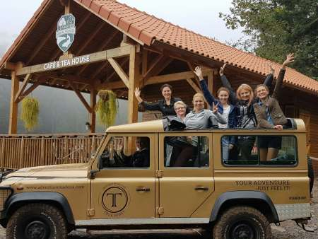 Private Full-Day Jeep Tour In Madeira Island