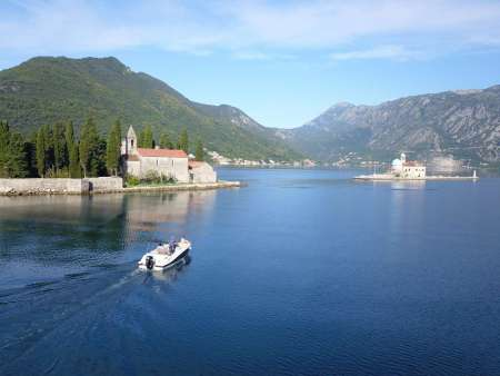 Montenegro: Private Boat Tour To Explore Kotor Bay