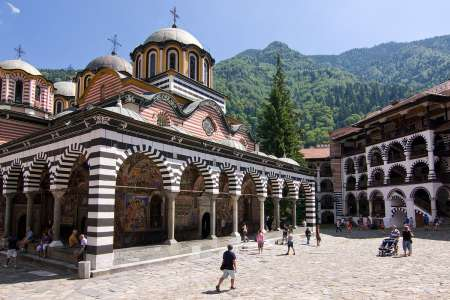 From Sofia: Rila Monastery And Boyana Church Private Tour