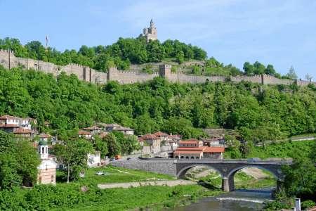 From Sofia: Private Excursion To Veliko Tarnovo And Arbanasi