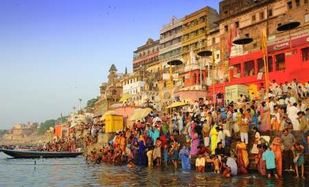 Golden Triangle With Varanasi: 6-Day Trip