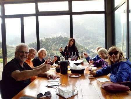 Excursão De Jipe Pela Ilha Da Madeira: Degustação De Vinhos + Vinhedos E Skywalk Cabo Girão
