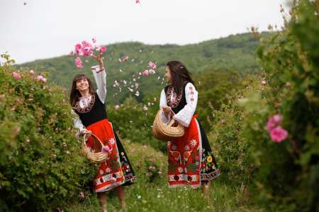 Rose Valley Private Excursion From Sofia