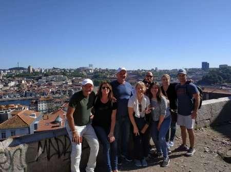 Excursão A Pé De 3 Horas Pela Baixa Do Porto