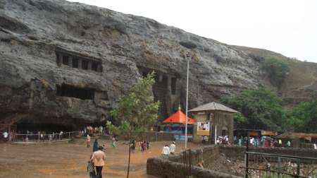 Karla And Bhaja Caves Guided Tour With Car From Mumbai