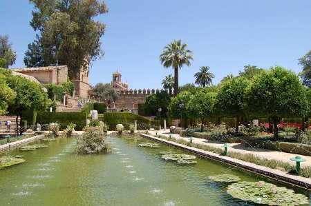 Alcázar de los Reyes Cristianos de Cordoue