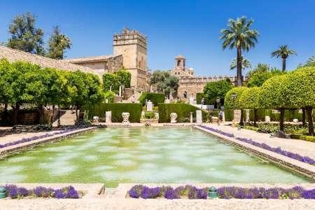 Córdoba: Alcazar Reyes Cristianos Guided Tour With Ticket Included