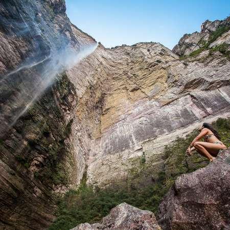 4-Day Trip In Chapada Diamantina: Explore Fumaça Waterfall And Mixila Waterfall