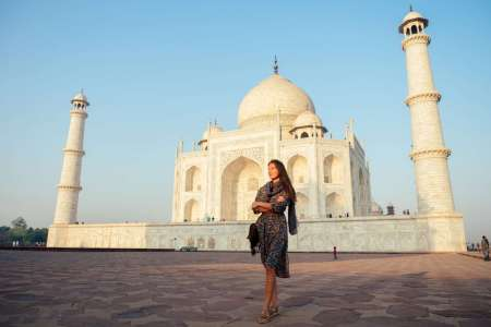 From Agra, India – Private Exclusive Taj Mahal & Agra Fort City Tour By Car