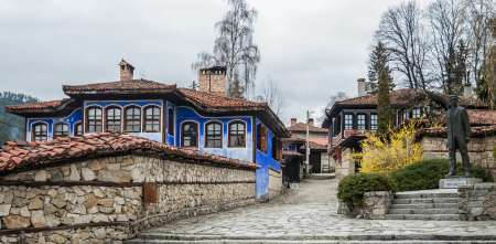 Koprivshtitsa Historic Center