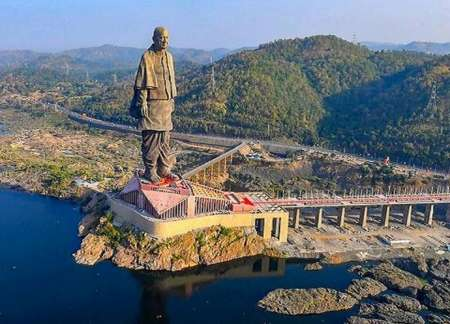 Statue Of Unity Full-Day Tour From Mumbai