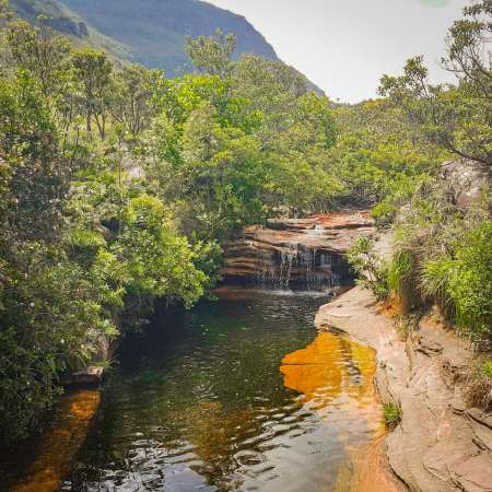From Lençóis: Excursion To The Águas Claras River In Chapada Diamantina