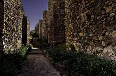 Málaga: Alcazaba & Roman Theatre Tour