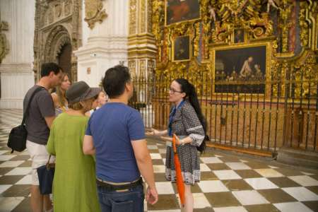 Granada: 3-Hour Walking Tour Of The Cathedral, Royal Chapel And Old Town