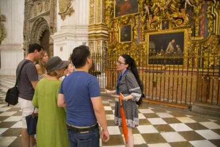 Granada: Excursão A Pé De 3 Horas Pela Catedral, Capela Real E Cidade Velha