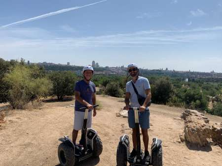 Madrid 2-Hour Private Segway Tour Of Casa De Campo