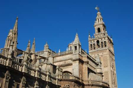 Cathedral Of Seville Walking Tour