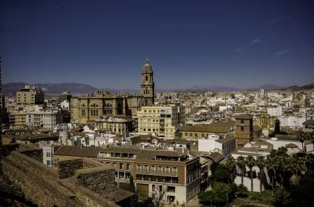 Malaga: Old Town & Cathedral Walking Tour