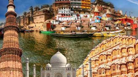 Golden Triangle With Ganges & Tigers: 9-Day Trip To Visit Delhi, Agra And Jaipur