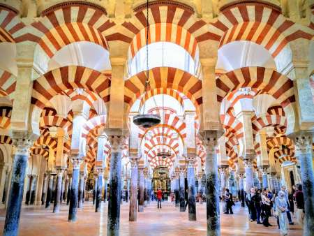 Córdoba: Mosque-Cathedral Guided Tour With Tickets Included