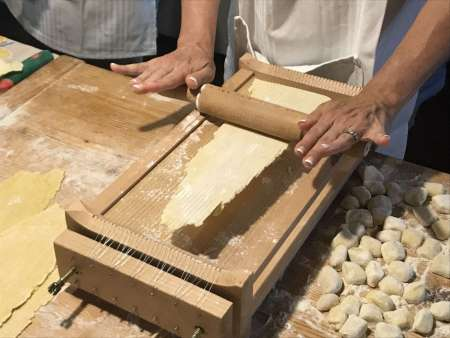 Siena: Private Italian Cooking Class At Home Or At Cooking School With Chef Francesco