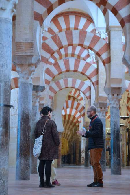 Córdoba: Mosque-Cathedral Guided Tour With Tickets