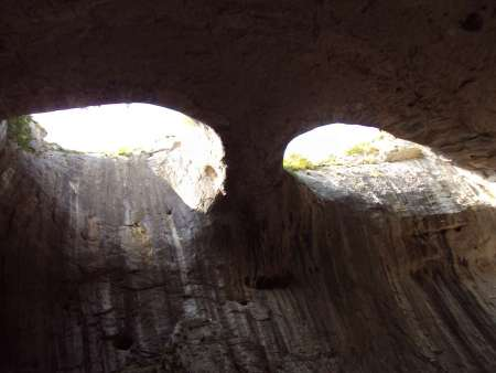 From Sofia: Private Excursion To The Cave Eyes Of God And Cave Saeva Dupka