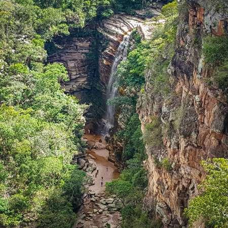 Chapada Diamantina: Day-Trip To Cachoeira Do Mosquito And Poço Azul From Lençóis