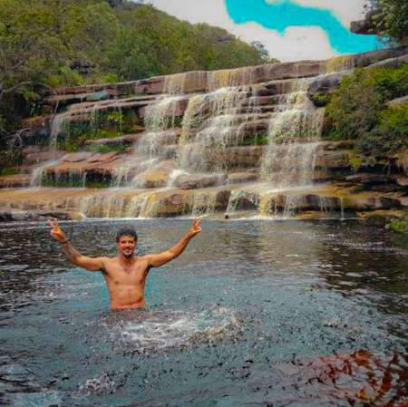 Chapada Diamantina: Full-Day Trip To Mixila Waterfall Starting From Lençóis
